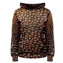 Digital Blasphemy Honeycomb Women s Pullover Hoodie
