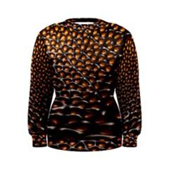 Digital Blasphemy Honeycomb Women s Sweatshirt