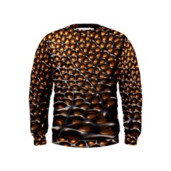 Digital Blasphemy Honeycomb Kids  Sweatshirt