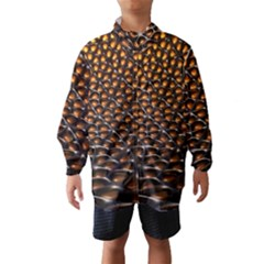 Digital Blasphemy Honeycomb Wind Breaker (kids)