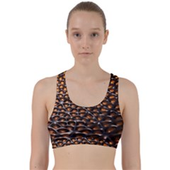 Digital Blasphemy Honeycomb Back Weave Sports Bra