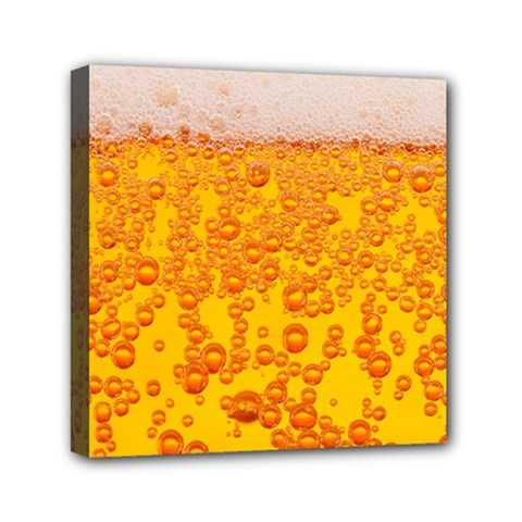 Beer Alcohol Drink Drinks Mini Canvas 6  X 6