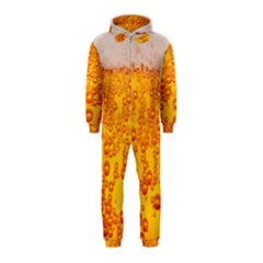 Beer Alcohol Drink Drinks Hooded Jumpsuit (kids)