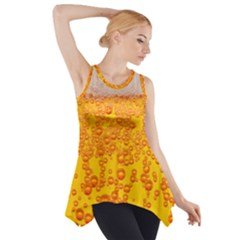 Beer Alcohol Drink Drinks Side Drop Tank Tunic