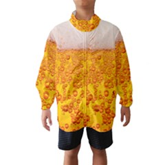 Beer Alcohol Drink Drinks Wind Breaker (kids)