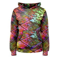 Technology Circuit Computer Women s Pullover Hoodie