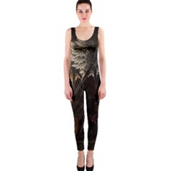 Fractalius Abstract Forests Fractal Fractals Onepiece Catsuit