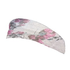 Shabby Chic Style Floral Photo Stretchable Headband