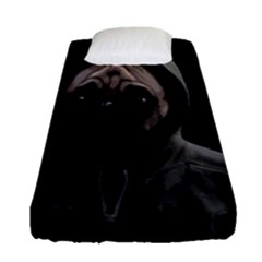 Gangsta Pug Fitted Sheet (single Size)