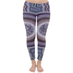 Spirit Of The Child Australian Aboriginal Art Classic Winter Leggings