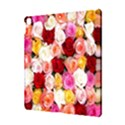Rose Color Beautiful Flowers Apple iPad Pro 10.5   Hardshell Case View3