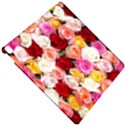 Rose Color Beautiful Flowers Apple iPad Pro 10.5   Hardshell Case View4