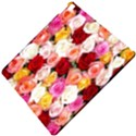Rose Color Beautiful Flowers Apple iPad Pro 10.5   Hardshell Case View5
