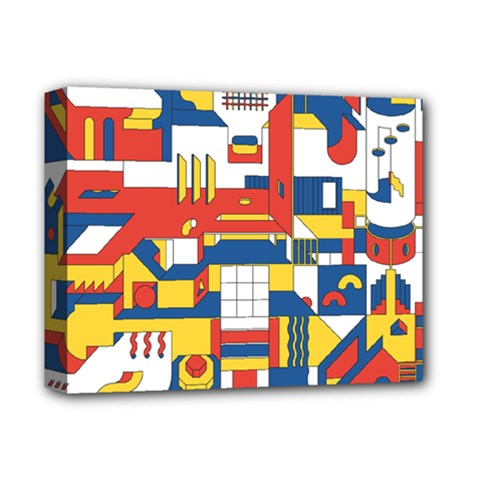 Hide And Seek Deluxe Canvas 14  X 11