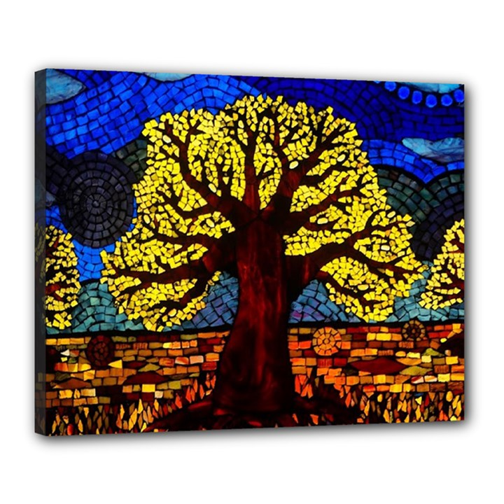 Tree Of Life Canvas 20  x 16