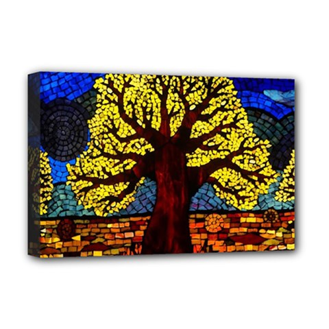 Tree Of Life Deluxe Canvas 18  X 12
