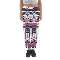 Ethnic Traditional Art Women s Jogger Sweatpants