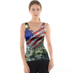Usa United States Of America Images Independence Day Tank Top