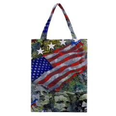 Usa United States Of America Images Independence Day Classic Tote Bag