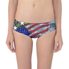 Usa United States Of America Images Independence Day Classic Bikini Bottoms