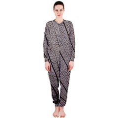 Sea Fan Coral Intricate Patterns Onepiece Jumpsuit (ladies)