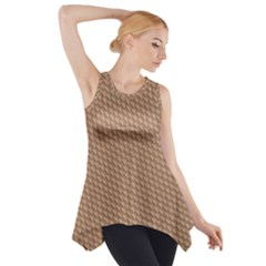 Tooling Patterns Side Drop Tank Tunic