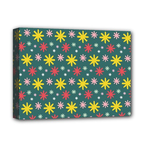 The Gift Wrap Patterns Deluxe Canvas 16  X 12