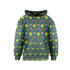 The Gift Wrap Patterns Kids  Pullover Hoodie