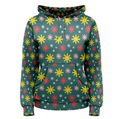 The Gift Wrap Patterns Women s Pullover Hoodie