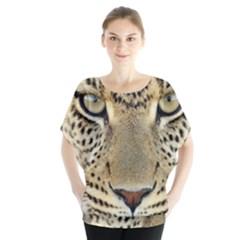 Leopard Face Blouse