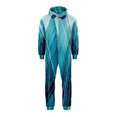 Glass Bulding Hooded Jumpsuit (kids)
