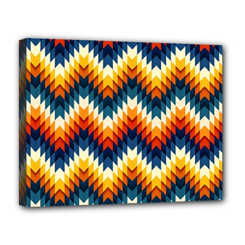 The Amazing Pattern Library Canvas 14  X 11