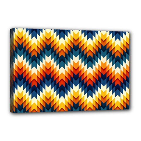 The Amazing Pattern Library Canvas 18  X 12