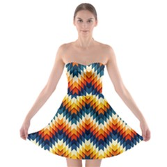The Amazing Pattern Library Strapless Bra Top Dress