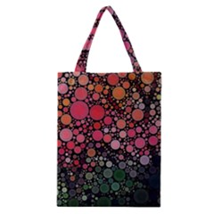 Circle Abstract Classic Tote Bag
