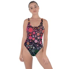 Circle Abstract Bring Sexy Back Swimsuit