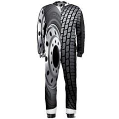 Tire Onepiece Jumpsuit (men)