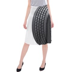 Tire Midi Beach Skirt