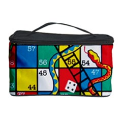 Snakes And Ladders Cosmetic Storage Case