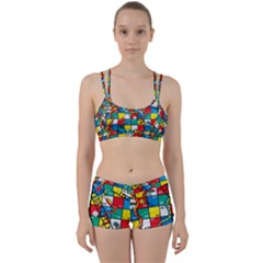 Snakes And Ladders Women s Sports Set