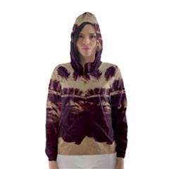 Indian Hooded Wind Breaker (women)