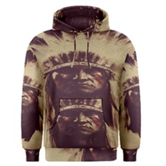 Indian Men s Pullover Hoodie