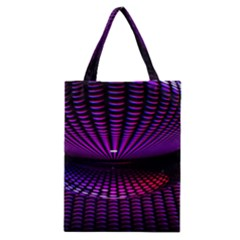 Glass Ball Texture Abstract Classic Tote Bag