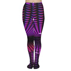 Glass Ball Texture Abstract Women s Tights