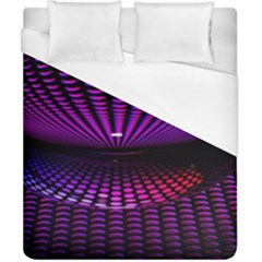 Glass Ball Texture Abstract Duvet Cover (california King Size)