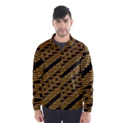 Traditional Art Indonesian Batik Wind Breaker (men)