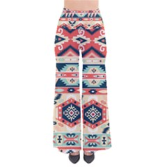 Aztec Pattern Pants