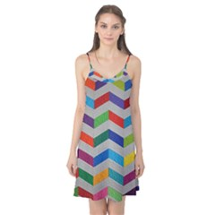 Charming Chevrons Quilt Camis Nightgown