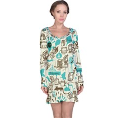 Telegramme Long Sleeve Nightdress