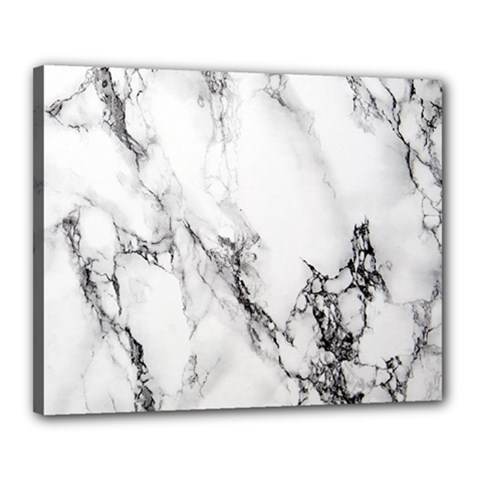 Marble Pattern Canvas 20  X 16